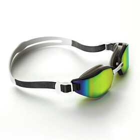 Zoggs Ultima Air Svømmebriller titanium, black/grey/titanium
